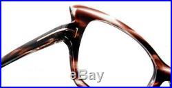 525$ New TOM FORD TF4268 Brown Cat Eye Frame Glasses Eyeglasses FT4268 4268