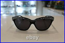 As New ALEXANDER MCQUEEN SUNGLASSES AMQ 4239/S 807 Y1 57/16 135