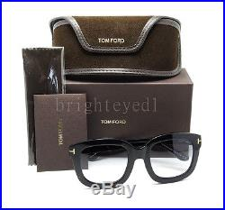 Authentic TOM FORD Christophe Black Sunglasses FT TF 279 01B NEW