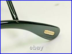 Authentic TOM FORD Mens Sunglasses Unisex Glossy Black SASHA TF401 01N 32221