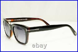 Authentic TOM FORD Sunglasses Black Spectre Snowdon TF 237 05B 52mm James Bond