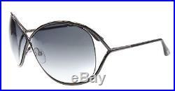 Authentic Tom Ford Sunglasses TF 130 MIRANDA Grey 08B 68mm