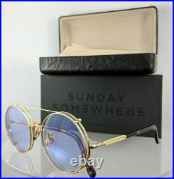 Brand New Authentic Sunday Somewhere Sunglasses Valentine 038 Tpu 54Mm Frame
