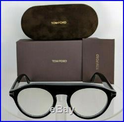 Brand New Authentic Tom Ford Eyeglasses Sunglasses FT TF 633 49mm Black TF0633