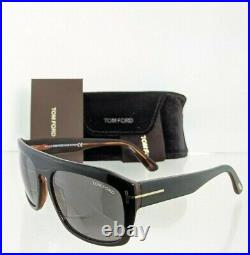 Brand New Authentic Tom Ford Sunglasses Edward FT TF470 05A TF 470 58mm
