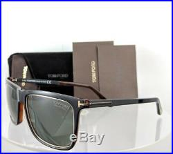 Brand New Authentic Tom Ford Sunglasses FT TF 0392 01R TF392 Karlie Polarized