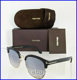 Brand New Authentic Tom Ford Sunglasses FT TF 0544 01C TF 545-K 56mm