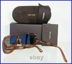 Brand New Authentic Tom Ford Sunglasses FT TF 0559 53E Porfirio TF559