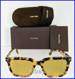 Brand New Authentic Tom Ford Sunglasses FT TF 0646 56E Marco 02 TF 646 53mm