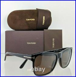 Brand New Authentic Tom Ford Sunglasses FT TF 0698 01J Giulio TF698 Black Frame