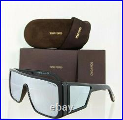Brand New Authentic Tom Ford Sunglasses FT TF 0710 01C Atticus TF710 132mm Frame