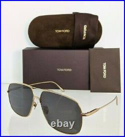 Brand New Authentic Tom Ford Sunglasses FT TF 0746 30A TF746 John-02 63mm