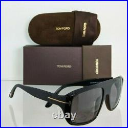 Brand New Authentic Tom Ford Sunglasses FT TF 0754 01A Duke TF754 59mm Frame
