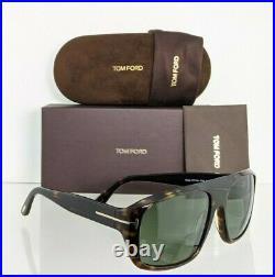 Brand New Authentic Tom Ford Sunglasses FT TF 0754 52N Duke TF754 59mm Frame