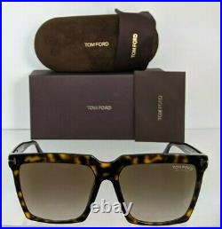 Brand New Authentic Tom Ford Sunglasses FT TF 0764 52K Sabrina 02 TF764