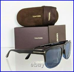 Brand New Authentic Tom Ford Sunglasses FT TF 0775 55V Stephenson TF775-D 58mm
