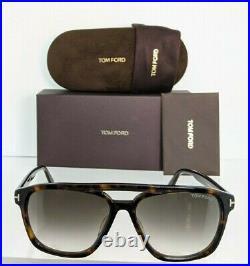 Brand New Authentic Tom Ford Sunglasses FT TF 0776 52B Gerrard TF776-F Frame