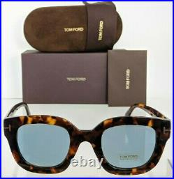 Brand New Authentic Tom Ford Sunglasses FT TF 712 55X Frame TF0712-D 49mm Frame