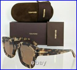 Brand New Authentic Tom Ford Sunglasses FT TF 712 56E Frame TF0712-D 49mm Frame