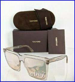 Brand New Authentic Tom Ford Sunglasses FT TF 764 20Z Sabrina-02 Frame TF 764