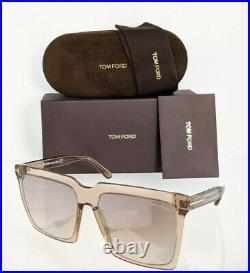 Brand New Authentic Tom Ford Sunglasses FT TF 764 57G Sabrina-02 Frame TF 764