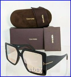 Brand New Authentic Tom Ford Sunglasses FT TF 790 01Z Quinn Frame TF 790