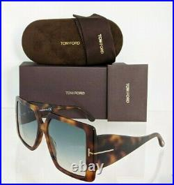 Brand New Authentic Tom Ford Sunglasses FT TF 790 53P Quinn TF 0790 57mm
