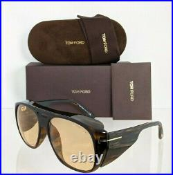 Brand New Authentic Tom Ford Sunglasses FT TF 799 50E Frame TF 0799 59mm Frame