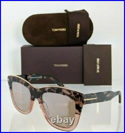 Brand New Authentic Tom Ford Sunglasses FT TF685 56G Julie Frame TF 0685 52mm