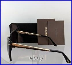 Brand New Authentic Tom Ford Sunglasses Ft Tf 0512 Tf512 01C Reveka Frame
