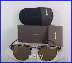 Brand New Authentic Tom Ford Sunglasses TF 248 Henry 55J 51mm Frame TF248