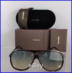 Brand New Authentic Tom Ford Sunglasses TF 462 56P Chris Frame 462-F
