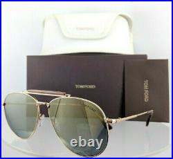 Brand New Authentic Tom Ford Tf0536 Sunglasses Sean Tf536 28C 0536 Frame
