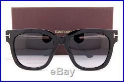 brand new tom ford sunglasses ft 436 tracy 01b black gray