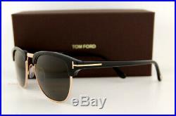 Brand New Tom Ford Sunglasses Henry FT 248 HENRY Color 05N Black