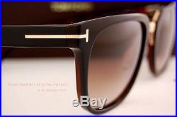cda862852aa Brand New Tom Ford Sunglasses TF 0290 290 Rock 01F Black Brown For ...