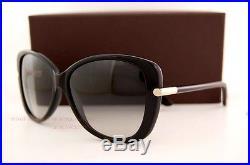 913bde8a64ff5 Brand New Tom Ford Sunglasses TF 0324 324 Linda 01B Black Grey For Women