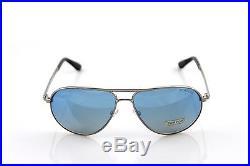 8d3ed5b0aa JAMES BOND 007 SKYFALL Azure Mirror TOM FORD Aviator Marko Sunglasses TF  144 14X