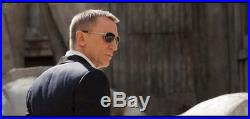 JAMES BOND 007 SKYFALL Azure Mirror TOM FORD Aviator Marko Sunglasses TF 144 14X