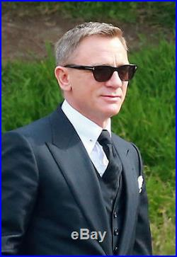 James Bond 007 SPECTRE TOM FORD Snowdon Sunglasses TF 237 52N