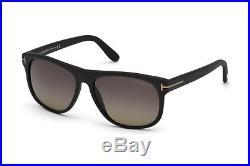 NEW Genuine Tom Ford Olivier TF236 02D Unisex Sunglasses Polarised Black 58mm
