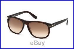 NEW Genuine Tom Ford TF236 50P OLIVIER Brown Mens Womens Sunglasses Glasses