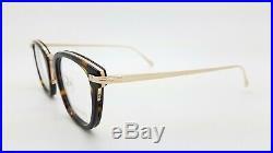 NEW Tom Ford RX Eye Glasses Frame Tortoise Gold TF5496 052 47mm AUTHENTIC FT5496