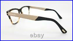 NEW Tom Ford RX Glasses Frame Havana Gold FT5372/O 005 54mm AUTHENTIC TF5372 005