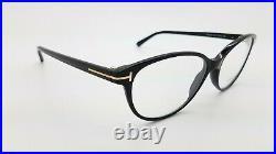 NEW Tom Ford RX Prescription Glasses Black FT5421 001 53mm AUTHENTIC TF 5421 Cat