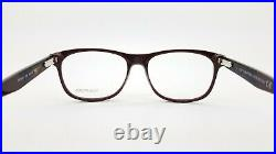 NEW Tom Ford RX Prescription Glasses Red Brown FT5431 048 55mm AUTHENTIC TF 5431