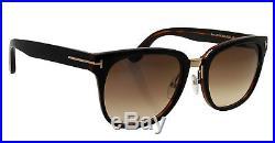 NEW Tom Ford Sunglasses TF 290 Black 01F Rock 55mm