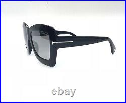 New Authentic Tom Ford Sunglasses FT0664 01C Free Express Shipping