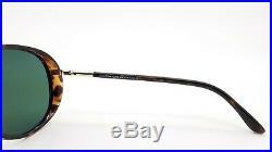 New Tom Ford Cedric sunglasses TF0509 52N 65mm Dark Havana Green AUTHENTIC 509