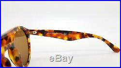 New Tom Ford Christopher-02 sunglasses FT0633/S 55E 49mm Havana Brown AUTHENTIC